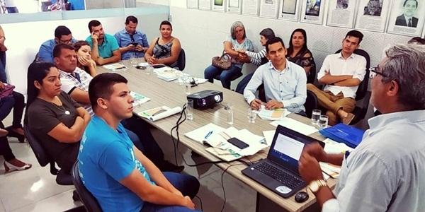 Resultado de imagem para João Câmara: Prefeitura Municipal realiza reunião intermediaria do Selo Unicef.
