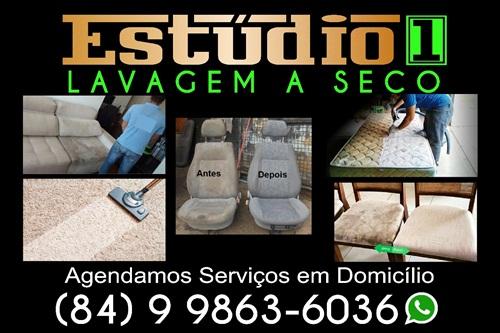a74ebdc21e6a2 João Câmara  Participe da Grande promoção do Estúdio 1 Lavagem a Seco.