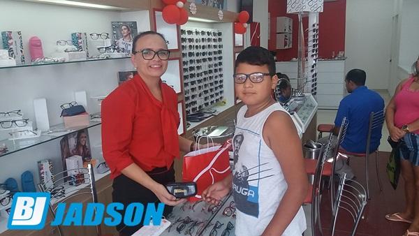 É com esse objetivo que a Óticas Diniz João Câmara, escolheu para atender  de forma voluntária as crianças do Programa AABB Comunidade. edb845d694