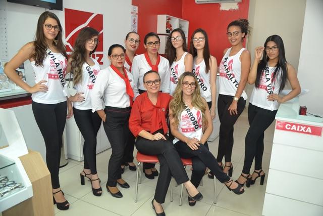 As garotas que irão disputar nesta sexta-feira (22), a escolha da Miss João  Câmara, participaram de uma agenda de apresentações. 9057c86140